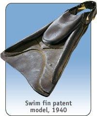 Churchill swim fin(2)