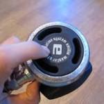 パージボタン  purge button