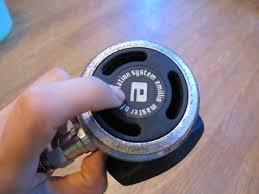 パージボタン