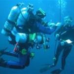 テクニカルダイビング  technical diving
