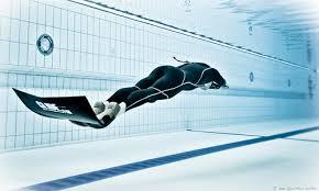 Dynamic Apnea With fins