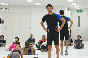 美木良介氏のロングブレス 公式赤坂スタジオ