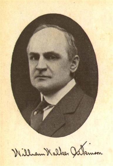 ウィリアム・ウォーカー・アトキンソン